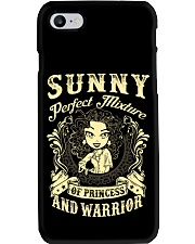 PRINCESS AND WARRIOR - SUNNY Phone Case tile