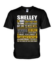 SHELLEY 2 RARE TO FIND  V-Neck T-Shirt thumbnail