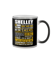 SHELLEY 2 RARE TO FIND  Color Changing Mug thumbnail