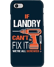 If Landry Cant Fix It - We Are All Screwed Phone Case thumbnail