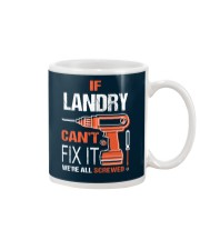 If Landry Cant Fix It - We Are All Screwed Mug thumbnail
