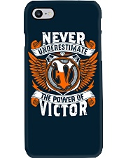 NEVER UNDERESTIMATE THE POWER OF VICTOR Phone Case thumbnail