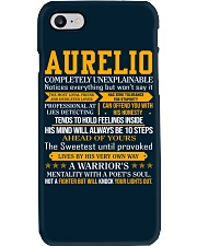 Aurelio - Completely Unexplainable Phone Case thumbnail