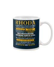 RHODA - COMPLETELY UNEXPLAINABLE Mug thumbnail