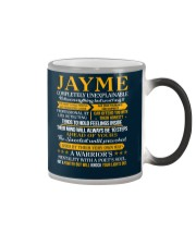 JAYME - COMPLETELY UNEXPLAINABLE Color Changing Mug thumbnail
