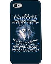 Dakota - You dont know my story Phone Case thumbnail