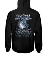 Dakota - You dont know my story Hooded Sweatshirt thumbnail