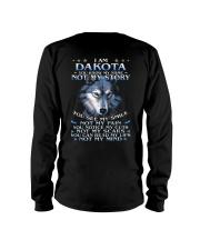 Dakota - You dont know my story Long Sleeve Tee thumbnail