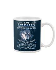 Dakota - You dont know my story Mug thumbnail