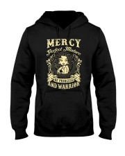 PRINCESS AND WARRIOR - Mercy Hooded Sweatshirt thumbnail