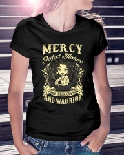 PRINCESS AND WARRIOR - Mercy Ladies T-Shirt lifestyle-women-crewneck-front-7