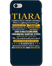 TIARA - COMPLETELY UNEXPLAINABLE Phone Case thumbnail