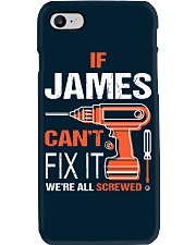 If James Cant Fix It - We Are All Screwed Phone Case thumbnail