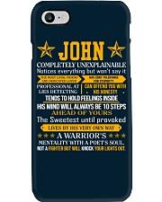 John - Completely Unexplainable Phone Case thumbnail