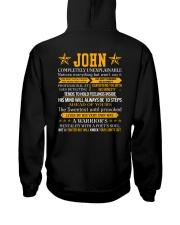 John - Completely Unexplainable Hooded Sweatshirt thumbnail