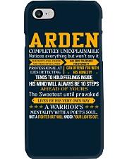 Arden - Completely Unexplainable Phone Case thumbnail
