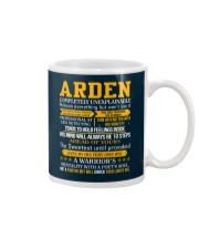 Arden - Completely Unexplainable Mug thumbnail