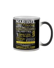 Maribel - Sweet Heart And Warrior Color Changing Mug thumbnail
