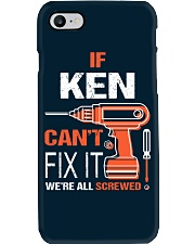 If Ken Cant Fix It - We Are All Screwed Phone Case thumbnail