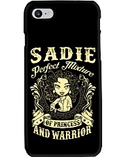 PRINCESS AND WARRIOR - SADIE Phone Case thumbnail