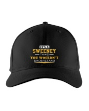 SWEENEY - Thing You Wouldnt Understand Embroidered Hat front