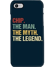 THE LEGEND - Chip Phone Case thumbnail