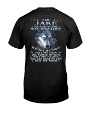 Jake - You dont know my story Classic T-Shirt back