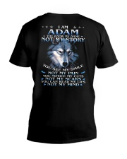 Adam - You dont know my story V-Neck T-Shirt thumbnail