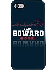 HOWARD - Team DS02 Phone Case thumbnail