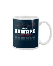 HOWARD - Team DS02 Mug thumbnail