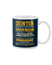 Quinton - Completely Unexplainable Mug thumbnail