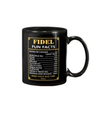 Fidel fun facts Mug thumbnail
