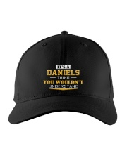 DANIELS - Thing You Wouldnt Understand Embroidered Hat front