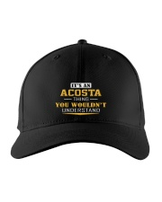 ACOSTA - Thing You Wouldnt Understand Embroidered Hat front
