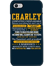 Charley - Completely Unexplainable Phone Case thumbnail