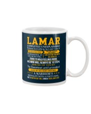 Lamar - Completely Unexplainable Mug thumbnail