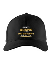 ADAMS - Thing You Wouldnt Understand Embroidered Hat thumbnail
