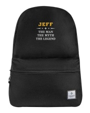 Jeff - LEGEND VR02 Backpack thumbnail