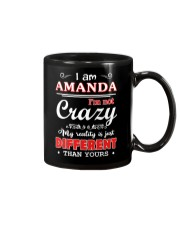 Amanda - My reality is just different than yours Mug thumbnail