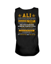 Ali - Completely Unexplainable Unisex Tank tile