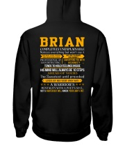 Brian - Completely Unexplainable Hooded Sweatshirt tile