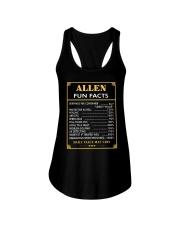 Allen fun facts Ladies Flowy Tank thumbnail