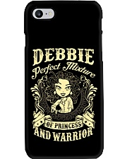 PRINCESS AND WARRIOR - Debbie Phone Case thumbnail