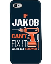 If Jakob Cant Fix It - We Are All Screwed Phone Case thumbnail
