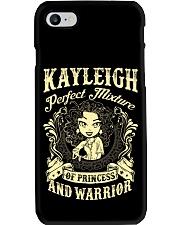 PRINCESS AND WARRIOR - KAYLEIGH Phone Case thumbnail