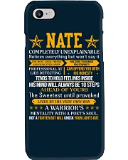 Nate - Completely Unexplainable Phone Case tile