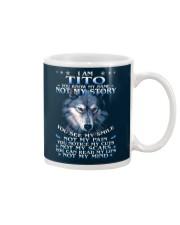 Tito - You dont know my story Mug thumbnail