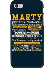 Marty - Completely Unexplainable Phone Case thumbnail