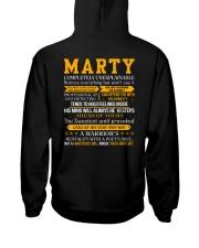Marty - Completely Unexplainable Hooded Sweatshirt thumbnail