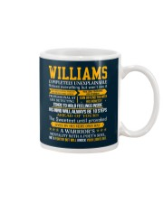 Williams - Completely Unexplainable Mug thumbnail